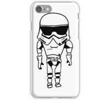 coolest robot ever  iPhone Case/Skin