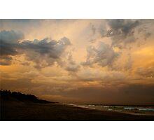 Marcus Beach - Queensland - Australia Photographic Print