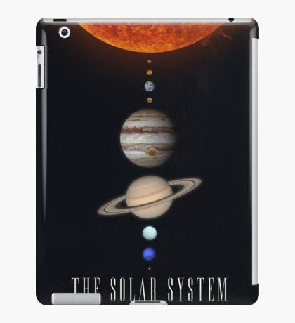 Solar System iPad Case/Skin
