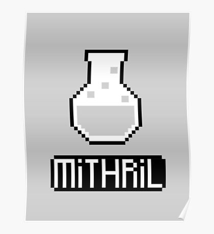 mithril potion Poster