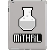 mithril potion iPad Case/Skin