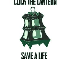 Dammit! Click the lantern! by Arachno