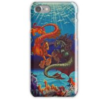 """""""They Play at Ocean's Ground"""" iPhone Case/Skin"""