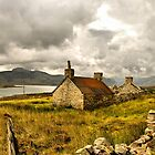 Ruined cottage in scenic Scotland by jacqi