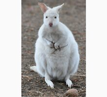 White Wallaby Unisex T-Shirt