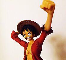 """I will become the Pirate King!"" by Shinku-KiKi"