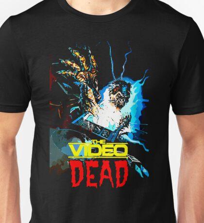 video dead Unisex T-Shirt