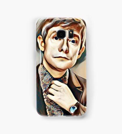 MArtin painting Samsung Galaxy Case/Skin