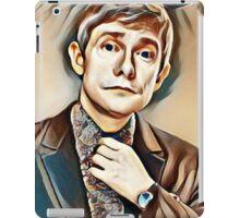 MArtin painting iPad Case/Skin