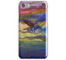 """""""Time For a Flight"""" iPhone Case/Skin"""
