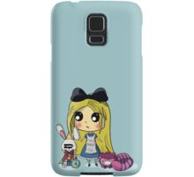 Cute Alice in Wonderland Samsung Galaxy Case/Skin