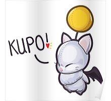 Wind-Up Moogle – 'Kupo!' Poster