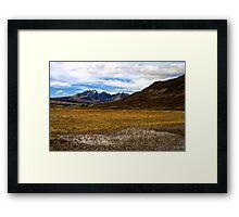 Loch Isle of Skye Framed Print