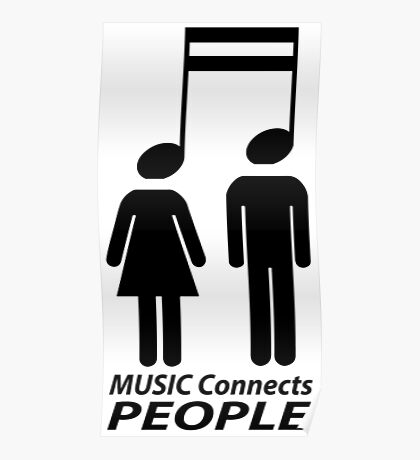 Music and people Poster