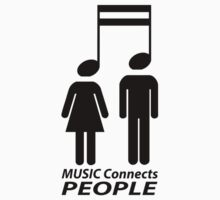 Music and people T-Shirt