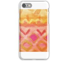sunset cliffs iPhone Case/Skin