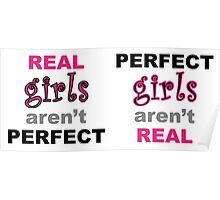 Real girls Poster
