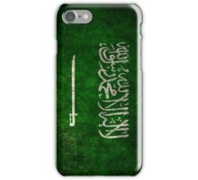 Saudi Arabia Flag Phone Cover SA KSA iPhone Case/Skin