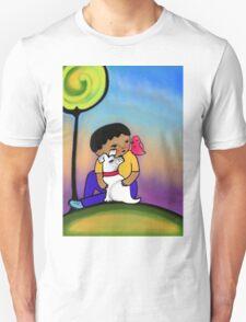 'Three Friends' Unisex T-Shirt