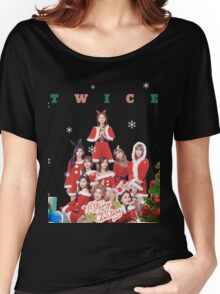 TWICE XMAS Women's Relaxed Fit T-Shirt