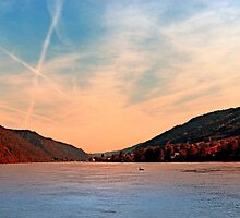 Danube river valley | waterscape photography by Patrick Jobst