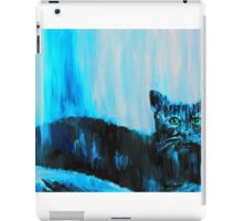 A DARK AMBIGUOUS PRESENCE QUESTIONED ALL iPad Case/Skin