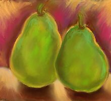 A Likely Pear by Janette  Leeds