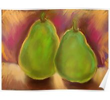 A Likely Pear Poster