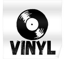 Vinyl Records Forever Poster