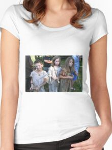 Here is the 111.000 th photo (24.07.2104 !) FZ 1000 by Olao Olavia  Women's Fitted Scoop T-Shirt