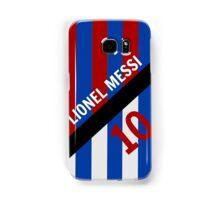 Lionel Messi Samsung Galaxy Case/Skin
