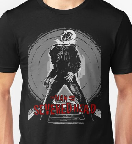 severed head Unisex T-Shirt