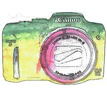Canon SX170 Photographic Print