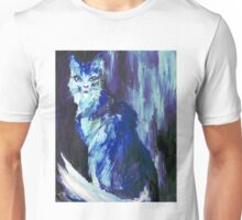 THE INTUITIVE SILENCE TREMBLING WITH A NAME Unisex T-Shirt