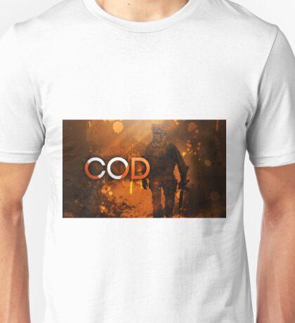 Cod - Wallpaper Unisex T-Shirt