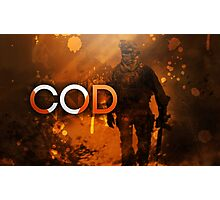 Cod - Wallpaper Photographic Print