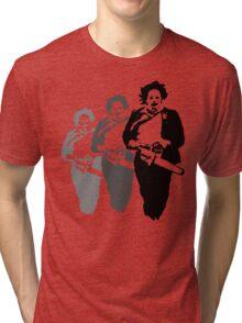 leatherfaces Tri-blend T-Shirt