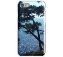 Italy sea iPhone Case/Skin