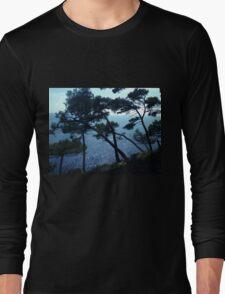 Italy sea Long Sleeve T-Shirt
