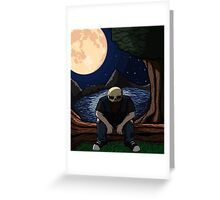 In Due Time Greeting Card