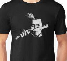demon barber Unisex T-Shirt