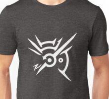 Outsider's Mark (White) Unisex T-Shirt