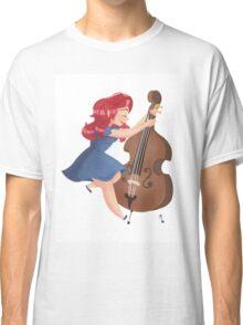 Double Bass Dancer Classic T-Shirt