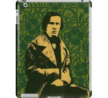 Frederic Chopin's Green Garden iPad Case/Skin