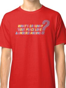 Elvis Costello-What's So Funny... Classic T-Shirt