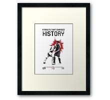 World Cup Framed Print