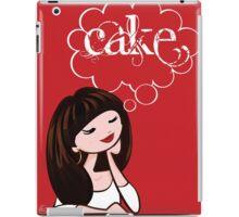 i dream of cakey iPad Case/Skin