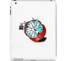 Compass Fox iPad Case/Skin