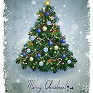 Christmas Card 9 by EbyArts