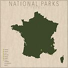 National Parks of France - English by FinlayMcNevin